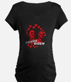 Obama Biden - Feel the love T-Shirt