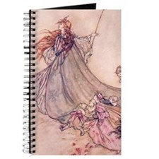 Fairies Away! Journal