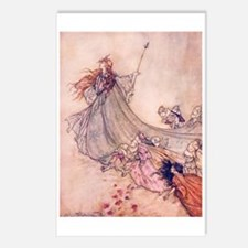 Fairies Away! Postcards (Package of 8)