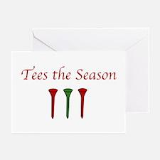 Tees the Season - Greeting Cards (Pk of 10)