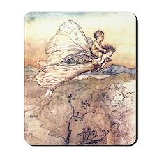 Her Fairy Sent Mousepad
