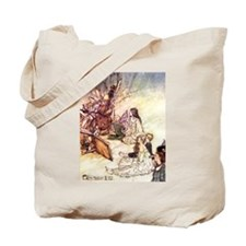 Fairies Sing Tote Bag