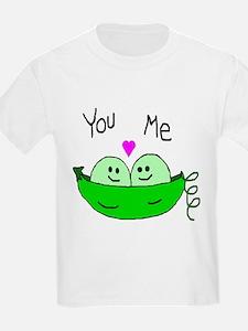 Unique Two peas T-Shirt