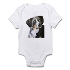 Catahoula Blue Eyes Infant Bodysuit