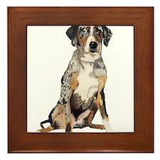 Funny Him Framed Tile