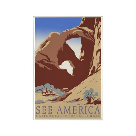 See America; Arches Nat'l Monument