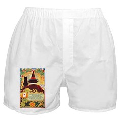Fates Fall by the Cards Boxer Shorts