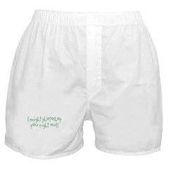 photoshop you out Boxer Shorts