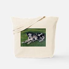 Catahoula Puppy Tote Bag
