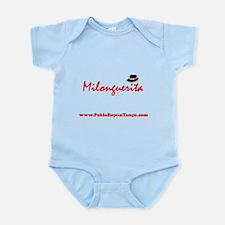 Milonguerita Infant Bodysuit