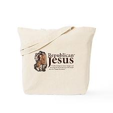 Republican Jesus Tote Bag