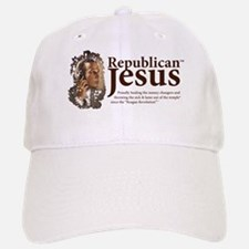 Republican Jesus Baseball Baseball Cap
