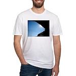 moab utah Fitted T-Shirt