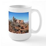 moab utah Large Mug