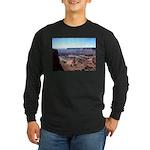 moab utah Long Sleeve Dark T-Shirt