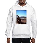 moab utah Hooded Sweatshirt