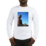 moab utah Long Sleeve T-Shirt