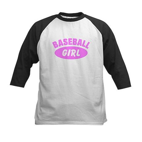 Baseball Girl Kids Baseball Jersey