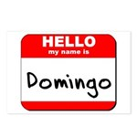 Hello my name is Domingo Postcards (Package of 8)