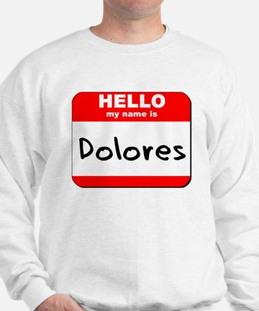 Hello my name is Dolores Jumper