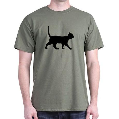 Cat Dark T-Shirt
