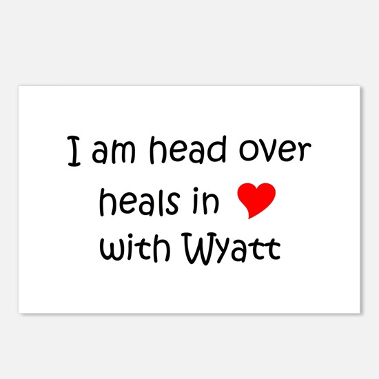 Funny Wyatt Postcards (Package of 8)