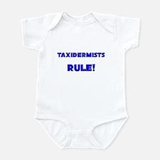 Taxidermists Rule! Infant Bodysuit