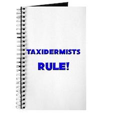 Taxidermists Rule! Journal
