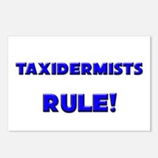 Taxidermists Rule! Postcards (Package of 8)