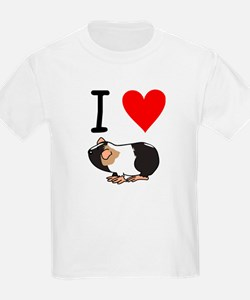 Guinea pig lovers Kids T-Shirt