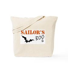 Sailor's Boo Tote Bag
