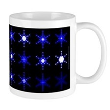 Fractal Snowflake Sequence Mug