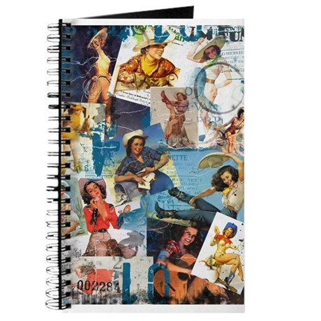 Cowgirl Pin-Ups No. 2 Journal