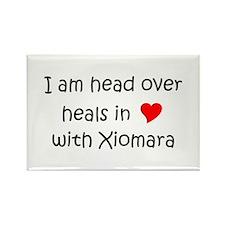 Xiomara Rectangle Magnet