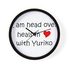 Yuriko Wall Clock