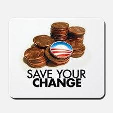 save your change Mousepad