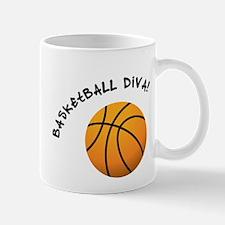 B-ball Diva Mug
