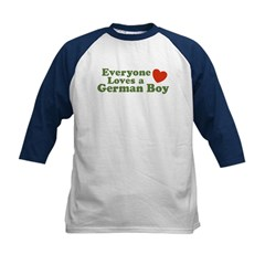 Everyone Loves a German Boy Tee