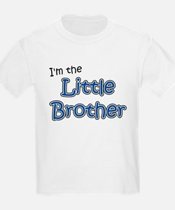 Little Brother Stacked T-Shirt