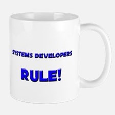 Systems Developers Rule! Mug