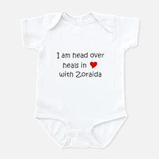 Heals Infant Bodysuit