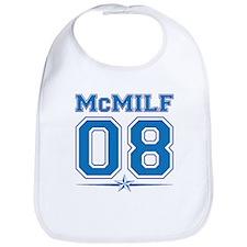 Funny McMILF Campaign Bib