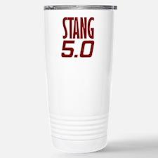 Mustang Stainless Steel Travel Mug