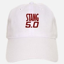 Mustang Baseball Baseball Cap