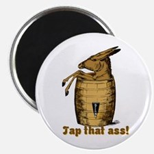 """Tap That Ass 2.25"""" Magnet (10 pack)"""