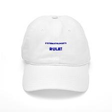 Systematologists Rule! Baseball Cap