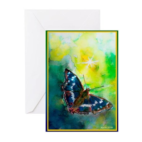 Butterfly of Hope Greeting Cards (Pk of 10)