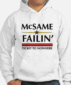 Ticket To Nowhere Hoodie