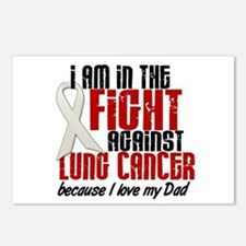 In The Fight 1 LC (Dad) Postcards (Package of 8)