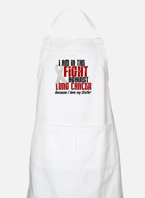 In The Fight 1 LC (Sister) BBQ Apron